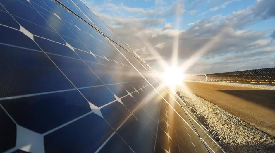 Energia Solar Usina (Foto: Shutterstock)