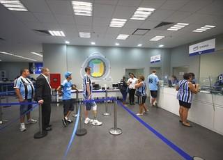 Grêmio quadro social Arena (Foto: Divulgação/Grêmio)