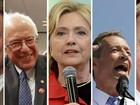 Saiba quem são os pré-candidatos democratas à Casa Branca