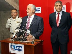 Plano foi anunciado pelo governador Jaques Wagner (Foto: Alberto Coutinho / GOVBA)