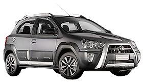 Toyota Etios Cross (Foto: Toyota)