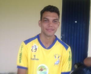 Bonniek, um dos destaque do jogo contra o Guaraí  (Foto: Edson Reis/GloboEsporte.com)