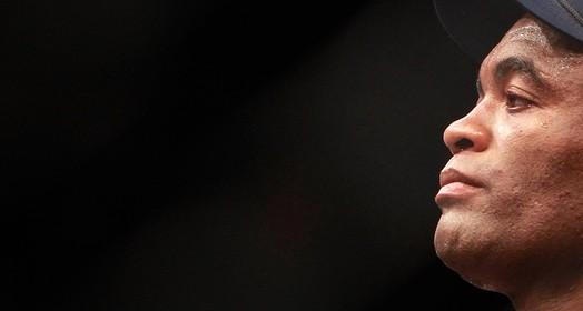 """ruim para mim e o MMA"" (Steve Marcus / Getty Images)"