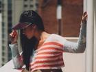 Fernanda D'avila mostra bumbum perfeito em clique