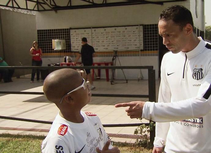 Garoto Bryan (Foto: Reprodução / TV Tribuna)
