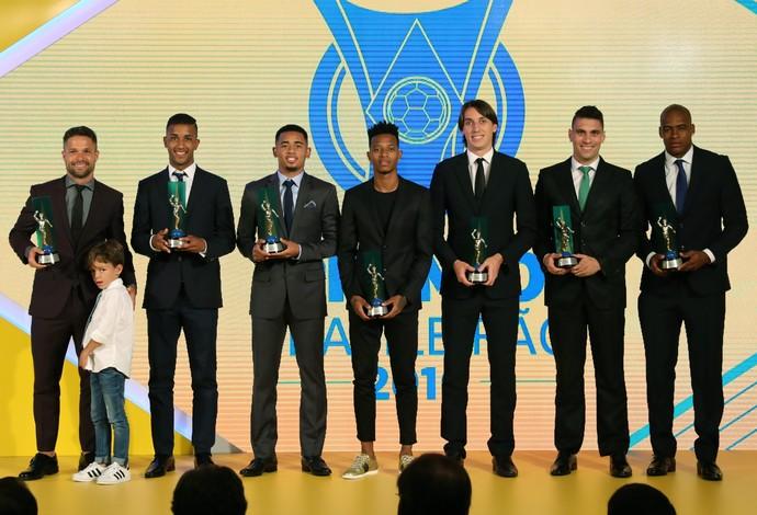 Seleção Craque do Brasileirão (Foto: Ricardo Stuckert/CBF)