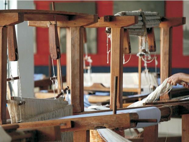Centro de tecelagem (Foto: Prefeitura de Uberlândia/Divulgação)