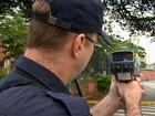 Saiba onde ficam os radares móveis nesta semana em Itu