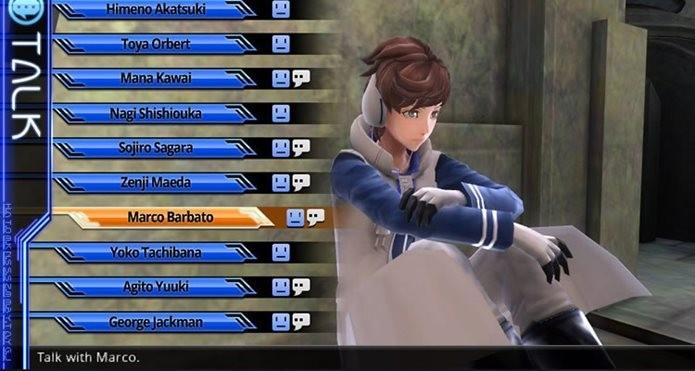 O elemento mais importante do jogo é a interação com os outros membros da sua equipe (Foto: Divulgação / Atlus)