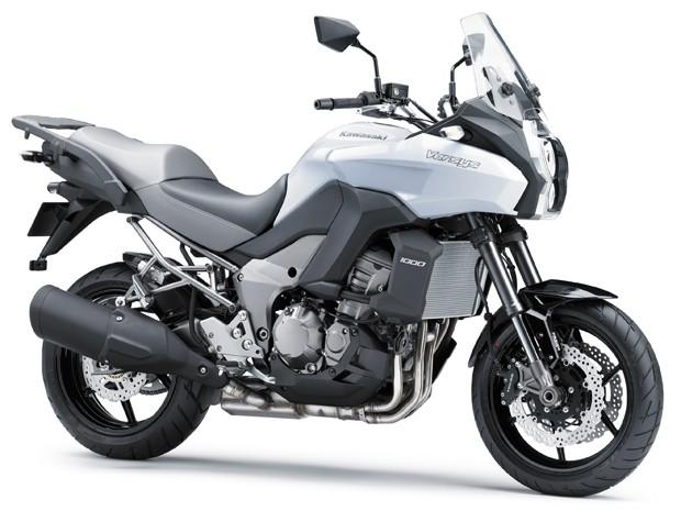 Kawasaki Versys 1000 (Foto: Divulgação)