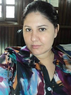 Jucélia Camargo morreu nesta segunda-feira (9) (Foto: Arquivo pessoal)