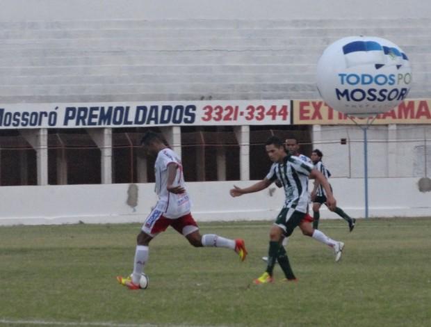 Potiguar saiu na frente, mas deixou Assu virar o placar (Foto: Marcelo Diaz/Divulgação)