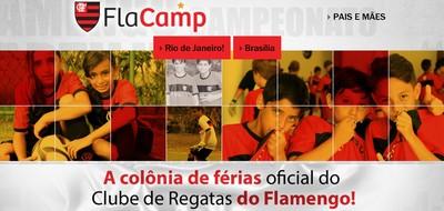FLACamp é realizado de 30 de novembro a 5 de dezembro (Foto: Reprodução)