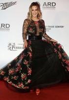 Look do dia: Guilhermina Guinle mostra frente e verso de vestido sexy