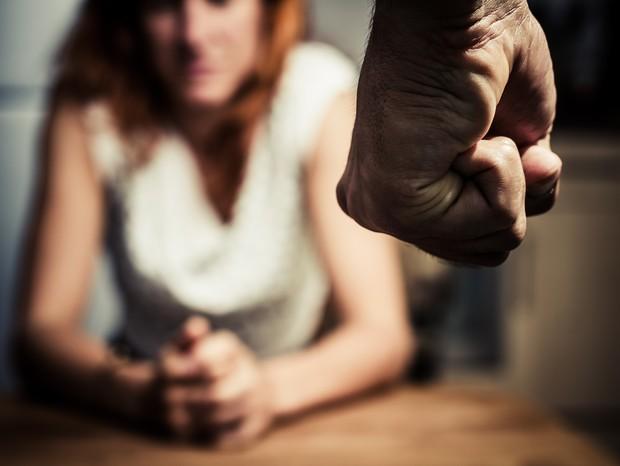 Violência contra a mulher (Foto: Thinkstock)