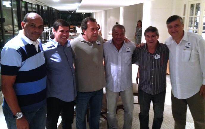 Candidato Montenegro Botafogo (Foto: Vicente Seda)