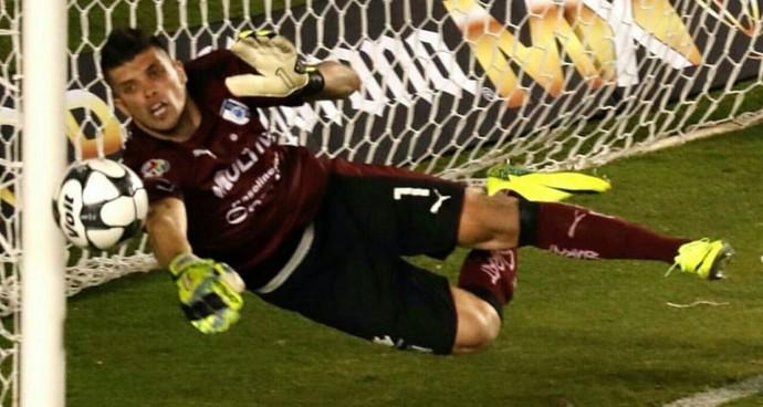 Tiago Volpi Querétaro (Foto: Divulgação / Arquivo pessoal)