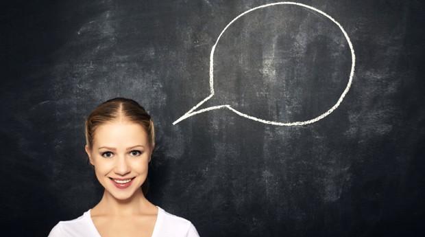 pensamento, empreendedora, sucesso, discurso, apresentação, pitch (Foto: ThinkStock)