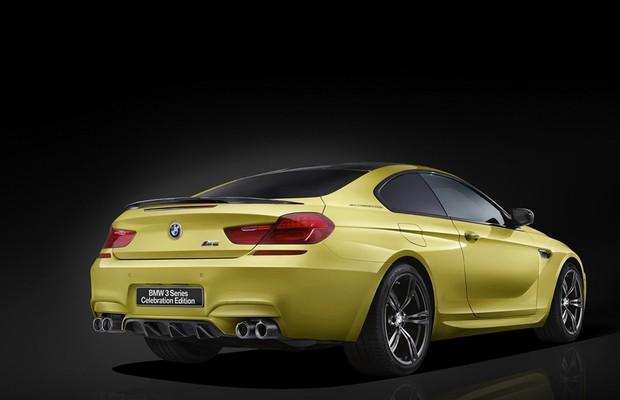 BMW lança edição limitada do M6 Coupé em comemoração ao centenário da marca (Foto: Divulgação)