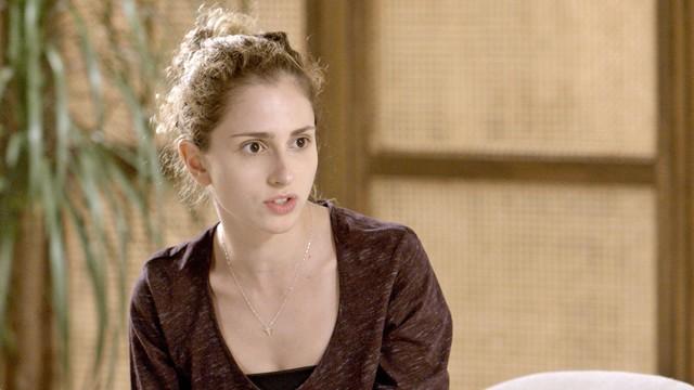 'A força do querer': Carol Duarte é Ivana (Foto: TV Globo)