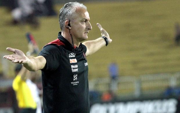 Dorival Junior, Flamengo x Ponte Preta (Foto: Fernando Azevedo / Fla Imagem)
