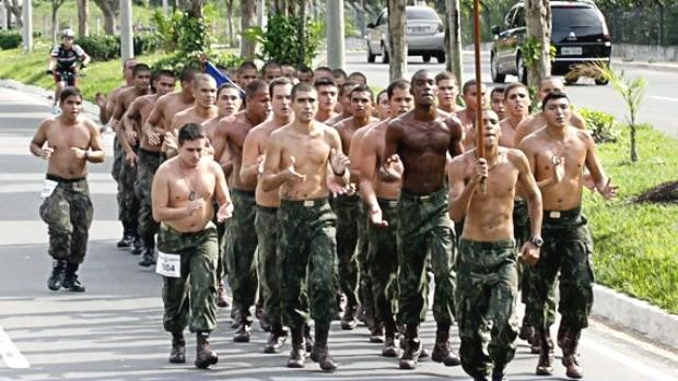 Corrida Rústica Batalha Naval do Riachuelo (Foto: Divulgação)