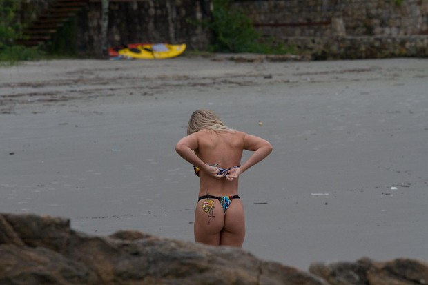 Indianara Carvalho (Foto: Marcelo Brammer / AgNews)