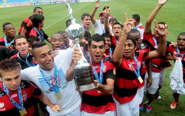 Flamengo x Botafogo torneio OPG  (Foto: Fernando Azevedo / FlaImagem)