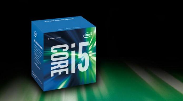 Processador com tecnologia Core i5 da Intel (Foto: Divulgação/Intel) (Foto: Processador com tecnologia Core i5 da Intel (Foto: Divulgação/Intel))