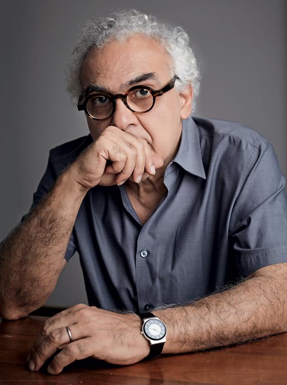Milton Hatoum,escritor (Foto:  Victor Affaro/ÉPOCA)