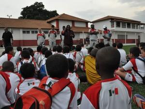 Projeto é aberto a crianças e jovens de Porto Real (Foto: Divulgação/Prefeitura de Porto Real)