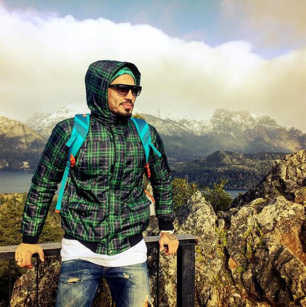Fernando Medeiros (Foto: Reprodução/Instagram)