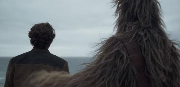 Cena de Han Solo - Uma História Star Wars (Foto: reprodução)