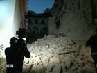 Forte terremoto atinge região central da Itália e deixa mortos
