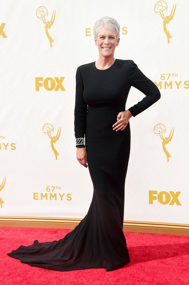 EMMY 2015 - Jamie Lee Curtis (Foto: Getty Images)