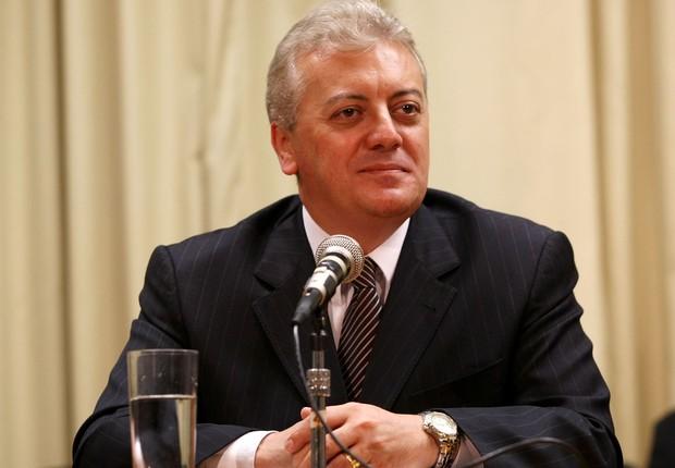 O ex-presidente da Petrobras, Aldemir Bendine (Foto: Valter Campanato/Agência Brasil)