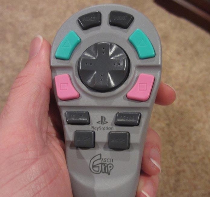 ASCII Hand Grip (Foto: Reprodução)