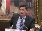 Juiz Sérgio Moro critica proposta de Renan para punir abuso de autoridade
