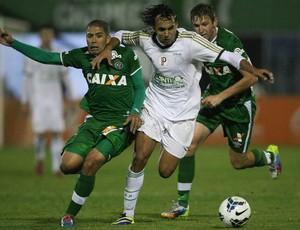 Chapecoense x Palmeiras (Foto: Cesar Greco/Ag Palmeiras/Divulgação)