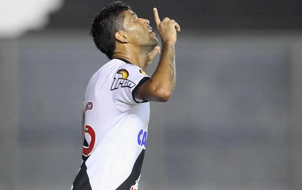 Marlon gol Vasco (Foto: Uanderson Fernandes / Ag. Estado)