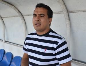 Edivaldo Lima, presidente do Itabaiana (Foto: João Áquila, GLOBOESPORTE.COM)