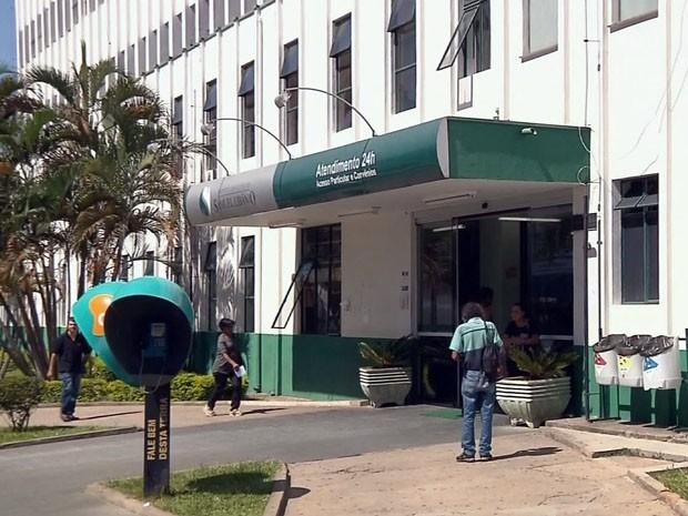 Hospital Samuel Libânio vai receber mutirão de cateterismo em Pouso Alegre (Foto: Reprodução EPTV)