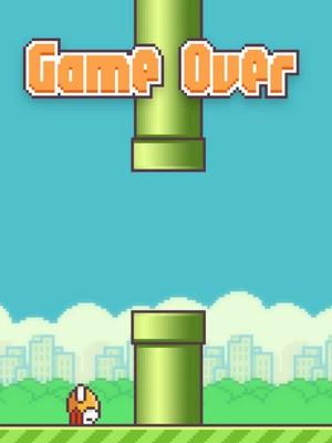 O Flappy Bird saiu do ar no último dia 10, deixando órfãos no mundo inteiro.O sucesso do jogo enriqueceu seu criador, e o deixou á beira da loucura (Foto: Reprodução)