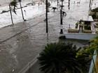 Santos obtém verba e já tem plano para medidas contra ressaca na praia