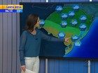 Quarta-feira começa com chuva e instabilidade na metade Norte do RS