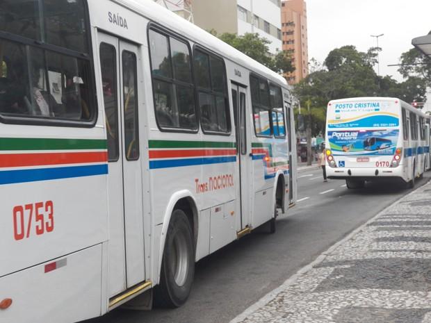 STTP disponibilizará 15 ônibus extras para final da Copa do Nordeste em Campina Grande (Foto: Divulgação/STTP)