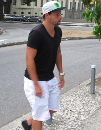 Elvis Botafogo (Foto: Gustavo Rotstein)