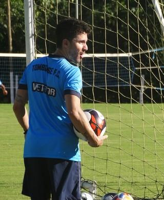 Leandro Franco Tombense (Foto: Bruno Ribeiro)