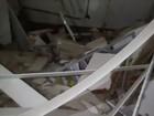 Quadrilha explode bancos e metralha delegacia no RN; veja vídeo