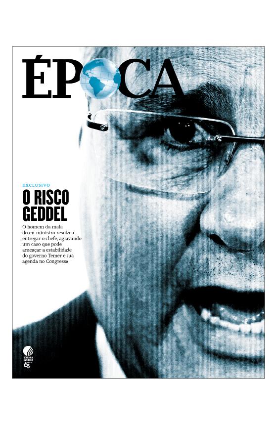 Capa edição 1013 Revista Época  (Foto: Época)
